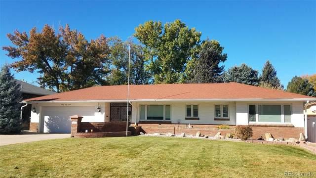 3067 S Garfield Street, Denver, CO 80210 (#6671985) :: Venterra Real Estate LLC