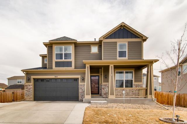 342 Cade Street, Brighton, CO 80601 (#6672027) :: The Heyl Group at Keller Williams