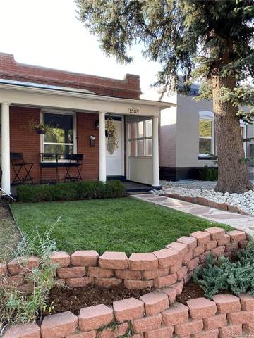 1585 S Ogden Street, Denver, CO 80210 (#6672274) :: James Crocker Team