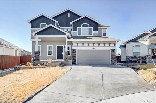 13137 Park Meadows Drive, Peyton, CO 80831 (#6672310) :: The Griffith Home Team