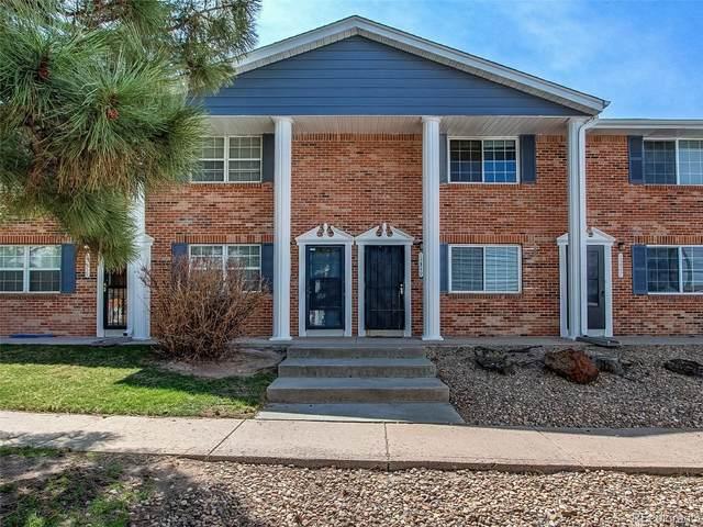 13949 E Bails Place, Aurora, CO 80012 (#6672546) :: Venterra Real Estate LLC
