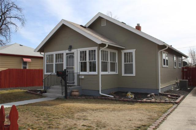 210 3rd Street, Fort Lupton, CO 80621 (#6672661) :: Bring Home Denver