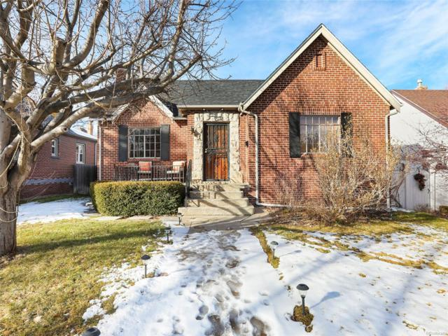 1375 Clermont Street, Denver, CO 80220 (#6672949) :: Wisdom Real Estate