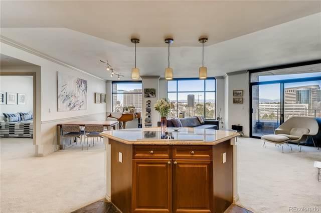 8100 E Union Avenue #608, Denver, CO 80237 (#6673435) :: Symbio Denver
