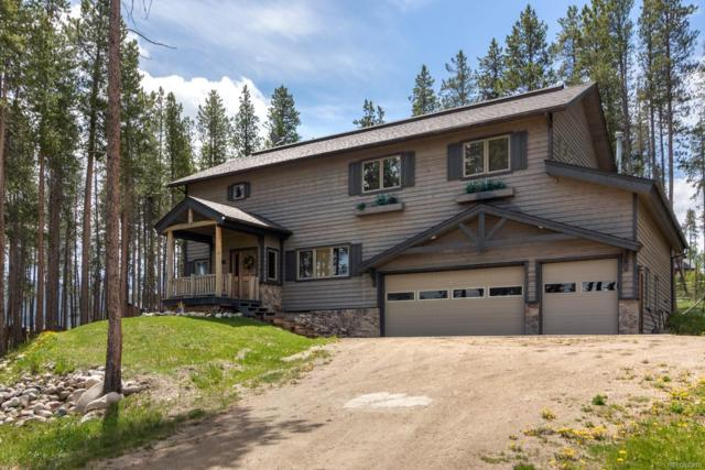 96 County Road 8342, Fraser, CO 80442 (#6673718) :: The Heyl Group at Keller Williams