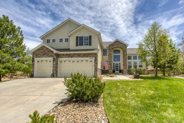 4990 Wagontrail Court, Parker, CO 80134 (#6674169) :: The Healey Group
