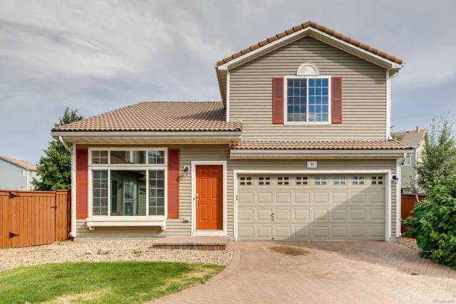 20000 Mitchell Place #30, Denver, CO 80249 (#6674189) :: Structure CO Group