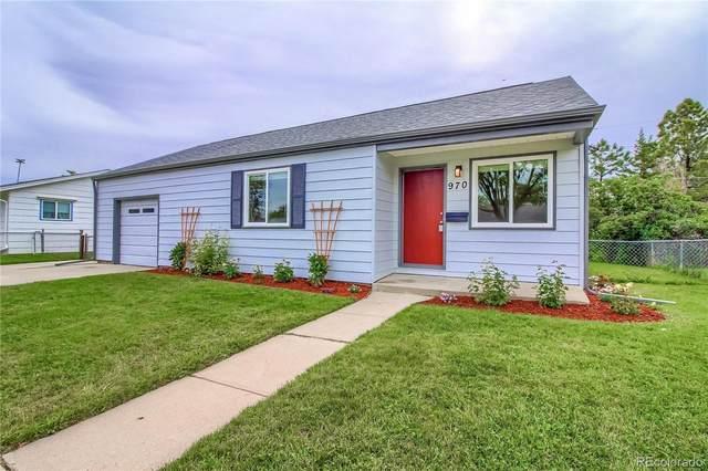 970 Nome Street, Aurora, CO 80010 (#6674283) :: Peak Properties Group