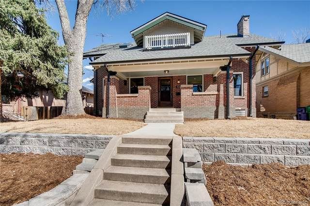 2540 Albion Street, Denver, CO 80207 (#6674460) :: The Dixon Group
