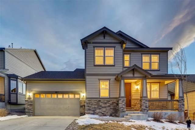 4877 S Riviera Street, Centennial, CO 80015 (MLS #6674759) :: 8z Real Estate
