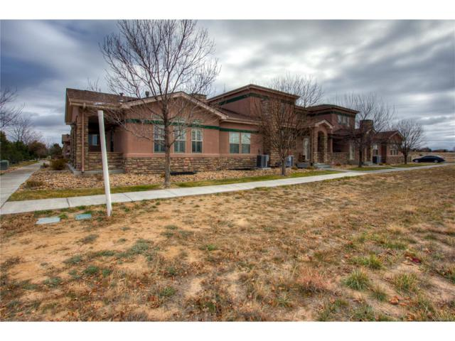 15501 E 112th Avenue 13B, Commerce City, CO 80022 (MLS #6675111) :: 8z Real Estate