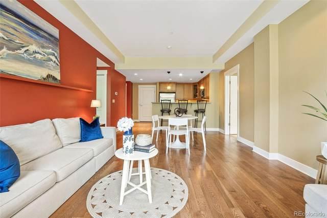 7220 W Bonfils Lane #217, Lakewood, CO 80226 (#6675757) :: Finch & Gable Real Estate Co.