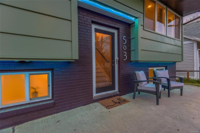 503 E Emma Street, Lafayette, CO 80026 (#6676339) :: Wisdom Real Estate