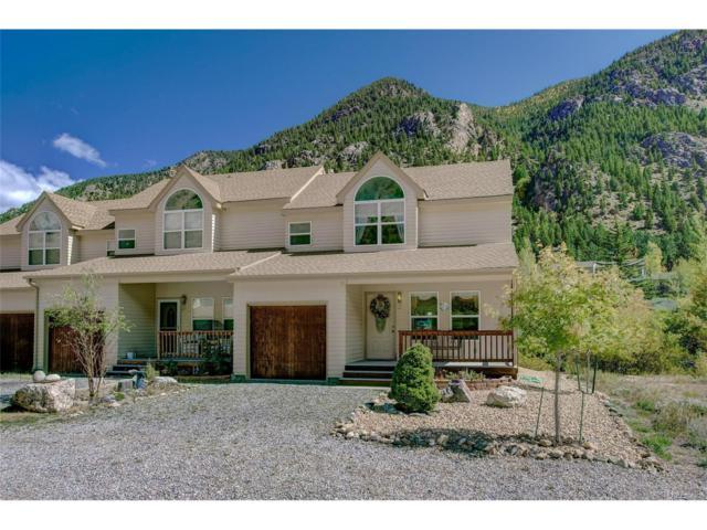 1782 Mountain Creek Drive #1, Georgetown, CO 80444 (MLS #6676355) :: 8z Real Estate