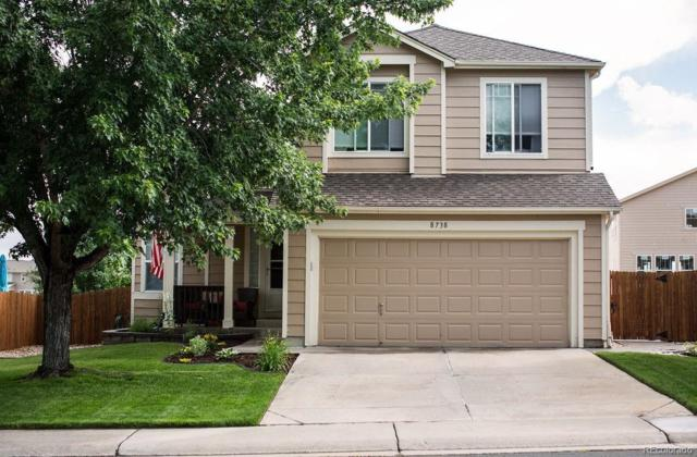 8738 Wildrye Circle, Parker, CO 80134 (#6676375) :: The DeGrood Team