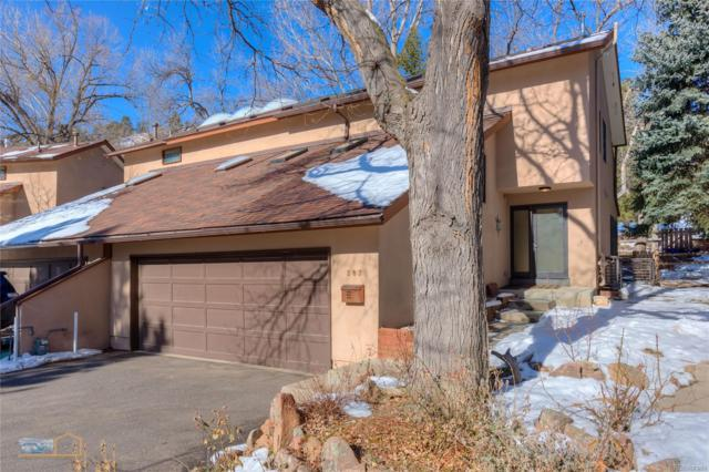 287 Spruce Court, Boulder, CO 80302 (#6676377) :: The Galo Garrido Group