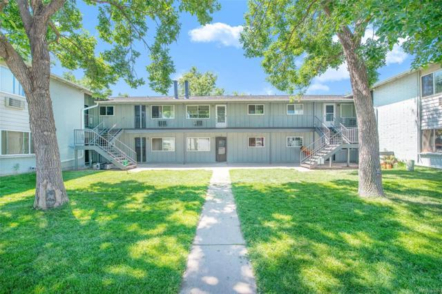 2595 S Sheridan Boulevard #17, Lakewood, CO 80227 (#6676423) :: The Heyl Group at Keller Williams