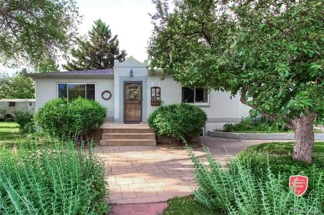 3545 W 55th Avenue, Denver, CO 80221 (#6676930) :: Wisdom Real Estate