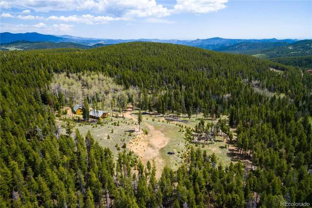 8683 Cub Creek Trail, Conifer, CO 80433 (#6677229) :: Berkshire Hathaway Elevated Living Real Estate