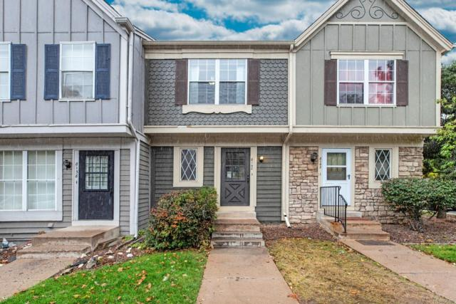 8140 S Fillmore Circle, Centennial, CO 80122 (#6677756) :: HomePopper