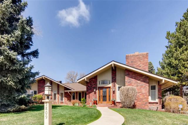 5809 Snowberry Drive, Littleton, CO 80123 (#6679297) :: Colorado Team Real Estate