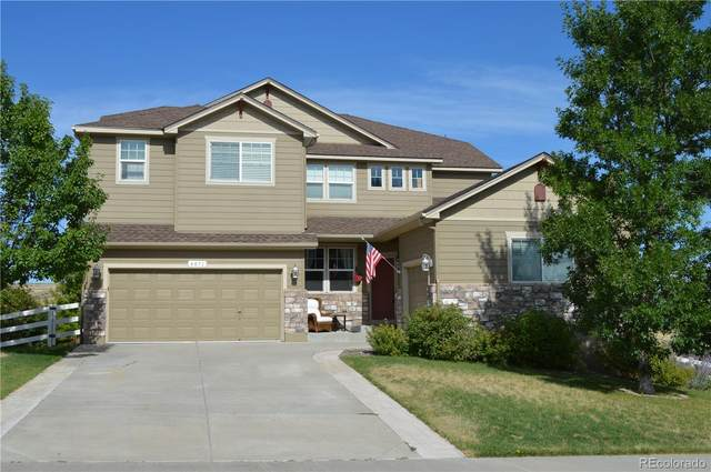 4071 County View Way, Castle Rock, CO 80104 (MLS #6679342) :: Kittle Real Estate