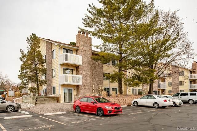 12400 E Cornell Avenue #302, Aurora, CO 80014 (#6679524) :: Berkshire Hathaway Elevated Living Real Estate