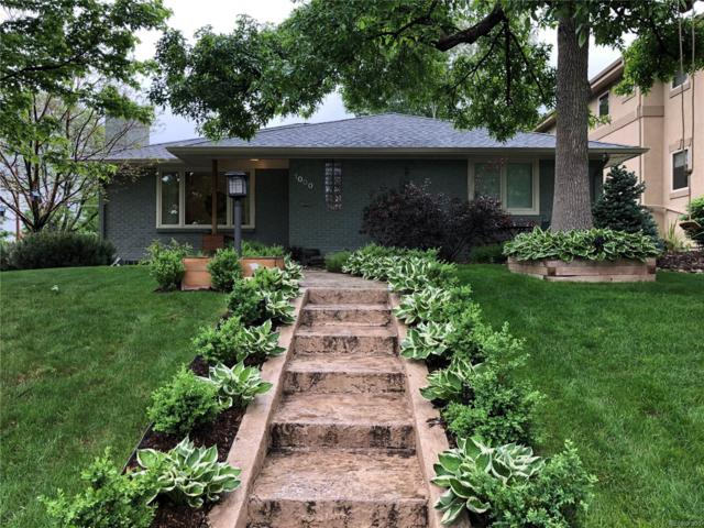 1000 S Jackson Street, Denver, CO 80209 (#6679551) :: The Pete Cook Home Group