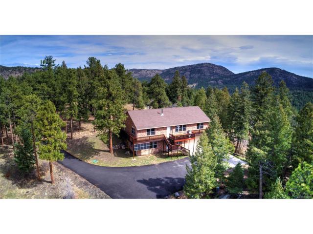 7772 Surrey Drive, Morrison, CO 80465 (MLS #6679754) :: 8z Real Estate