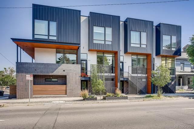 903 E 13th Avenue, Denver, CO 80218 (#6680389) :: Compass Colorado Realty