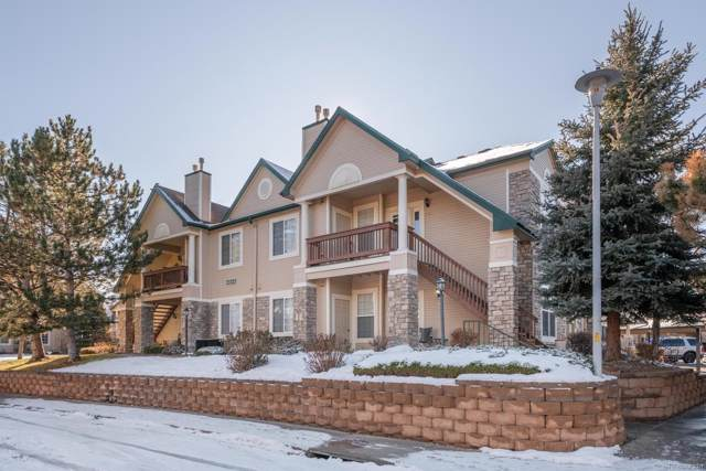 4054 S Crystal Circle #201, Aurora, CO 80014 (#6680738) :: The HomeSmiths Team - Keller Williams
