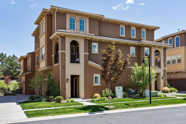 9494 Loggia Street D, Highlands Ranch, CO 80126 (#6680845) :: James Crocker Team