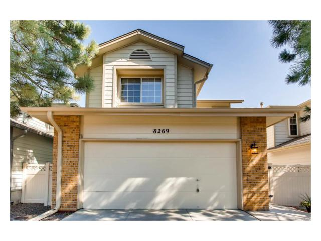 8269 S Gaylord Circle, Centennial, CO 80122 (MLS #6681204) :: 8z Real Estate