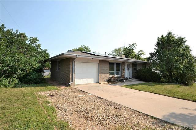 6205 W Monticello Avenue, Littleton, CO 80128 (#6681211) :: You 1st Realty