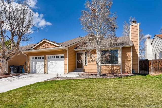 4191 E 126th Place, Thornton, CO 80241 (#6681469) :: The Griffith Home Team
