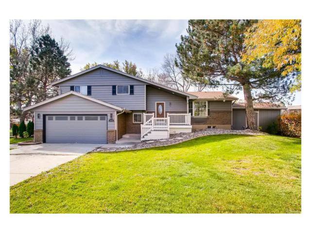 11456 W 69th Place, Arvada, CO 80004 (#6681775) :: The Peak Properties Group