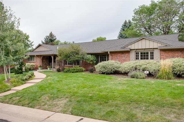 4001 S Birch Street, Cherry Hills Village, CO 80113 (#6681777) :: The Heyl Group at Keller Williams
