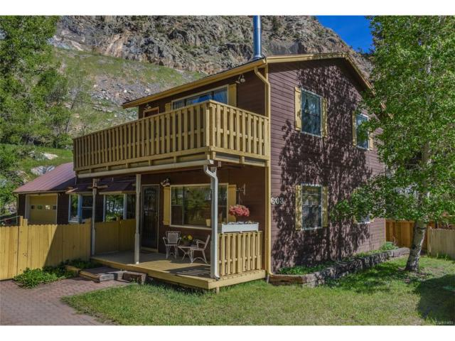 603 Brownell Street, Georgetown, CO 80444 (MLS #6681867) :: 8z Real Estate