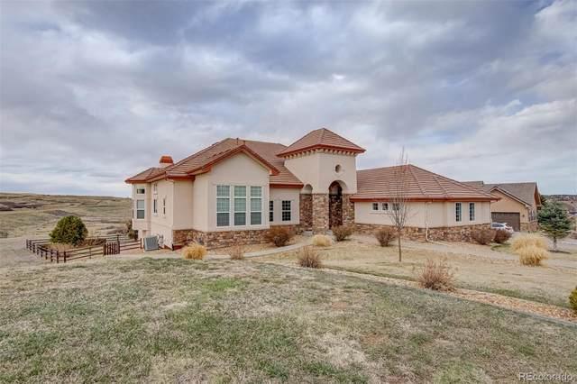 5792 Vistancia Drive, Parker, CO 80134 (#6681945) :: Colorado Home Finder Realty