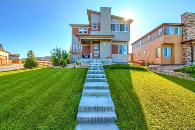 10030 Reunion Parkway, Commerce City, CO 80022 (MLS #6682671) :: 8z Real Estate