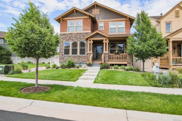 21803 E Tallkid Avenue, Parker, CO 80138 (#6683138) :: The Griffith Home Team