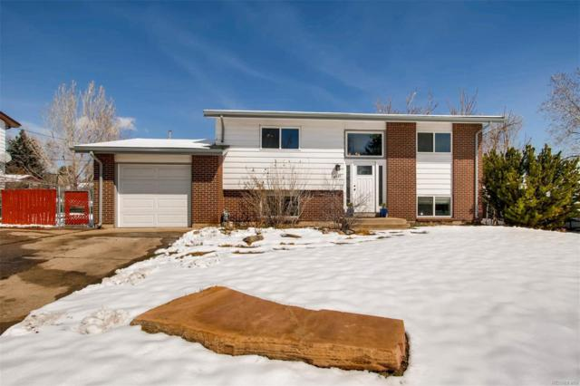 11377 W Ford Place, Lakewood, CO 80226 (#6683204) :: Colorado Home Finder Realty