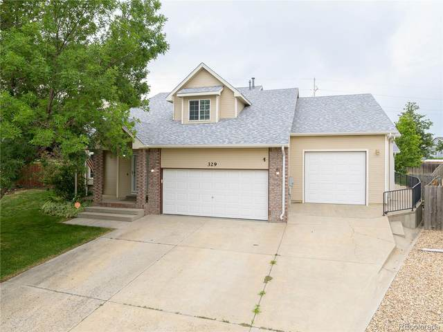 329 51st Avenue, Greeley, CO 80634 (MLS #6683230) :: Bliss Realty Group