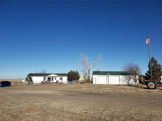 72309 E County Road 22, Byers, CO 80103 (#6683248) :: The Heyl Group at Keller Williams