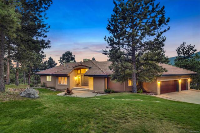 30442 Heavenly Court, Evergreen, CO 80439 (#6683371) :: The City and Mountains Group