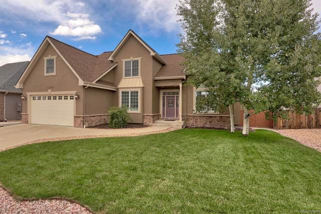 5546 Drake Street, Frederick, CO 80504 (#6683533) :: The Griffith Home Team
