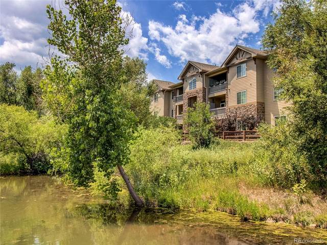 10447 W Hampden Avenue #202, Lakewood, CO 80227 (#6683795) :: The DeGrood Team