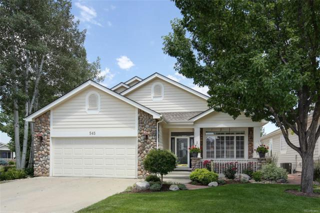 545 Lakeside Place, Windsor, CO 80550 (#6684161) :: The HomeSmiths Team - Keller Williams