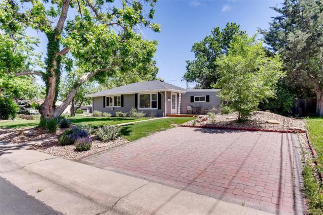 1200 S Eudora Street, Denver, CO 80246 (MLS #6684169) :: Keller Williams Realty