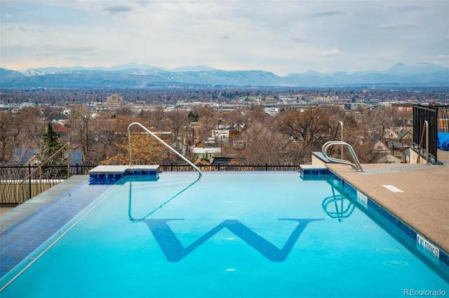 410 Acoma Street #307, Denver, CO 80204 (MLS #6684245) :: 8z Real Estate